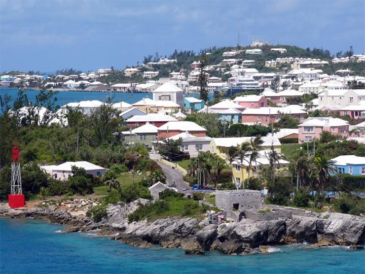 bermuda offshore companies
