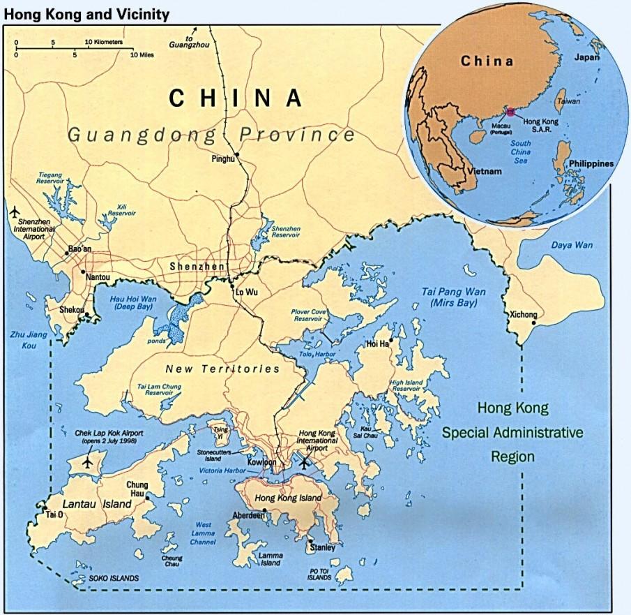 HK Benefits - Location