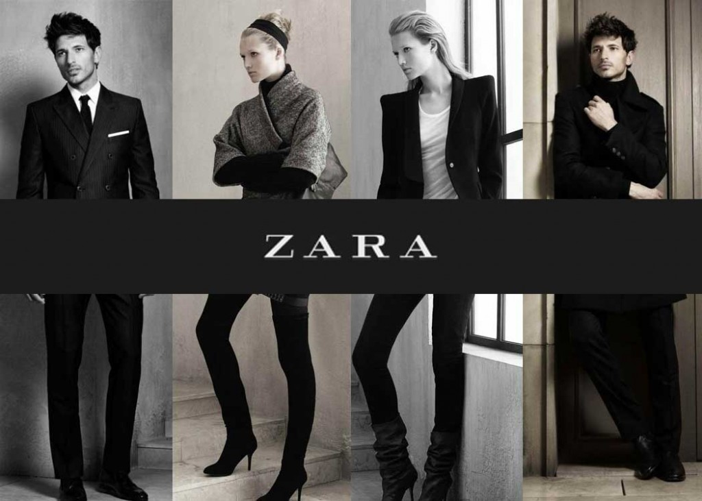 7aa81183 Good artists copy, great artists steal. zara fast fashion success story. ""