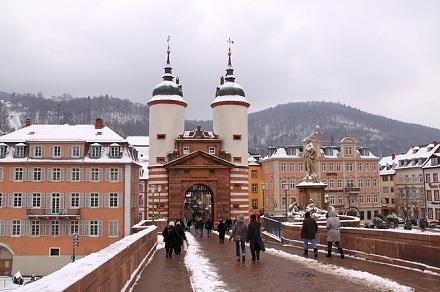 Picturesque Heidelberg Germany