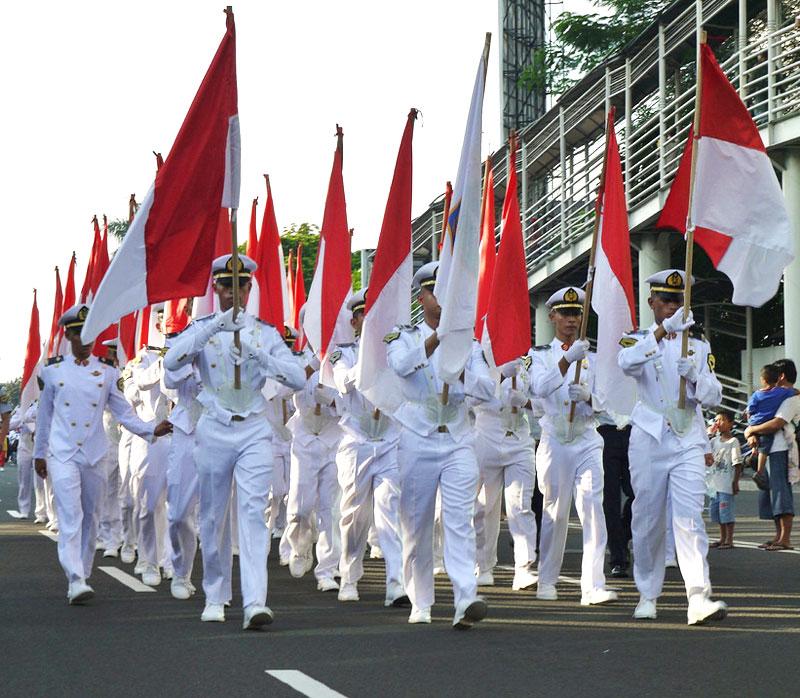 Indonesia-parade