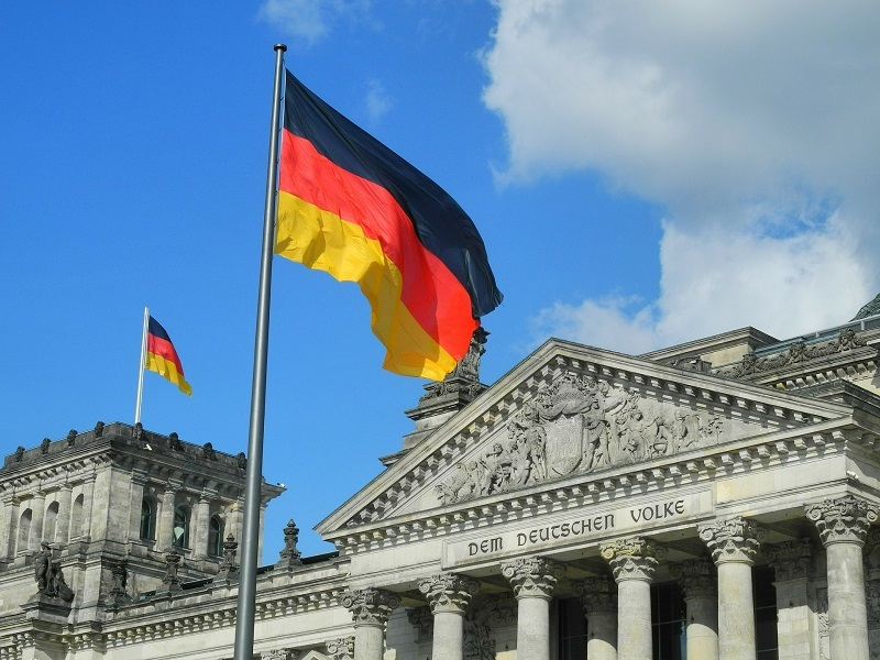 The Reichstag building - Germany