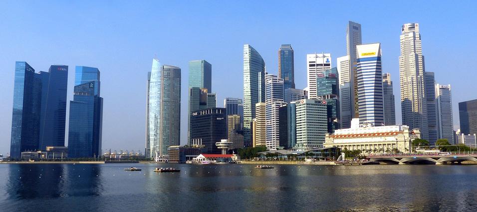 Singapore-cbd-skyline