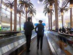 Business expats in Dubai
