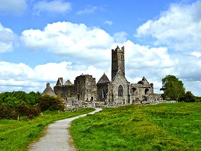 Quin Abbey Ireland