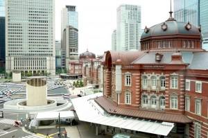 Japan-tokyo-station