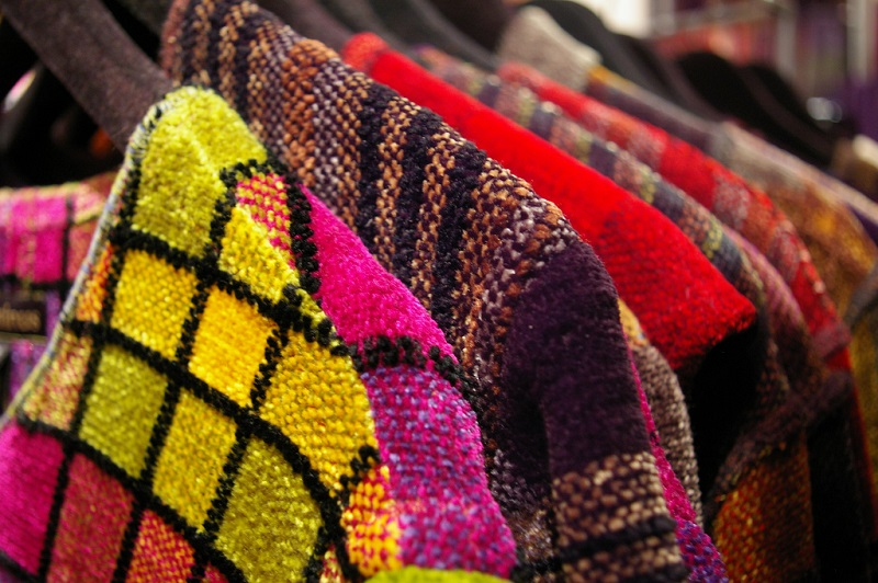 Most Cambodia exports are knit garments