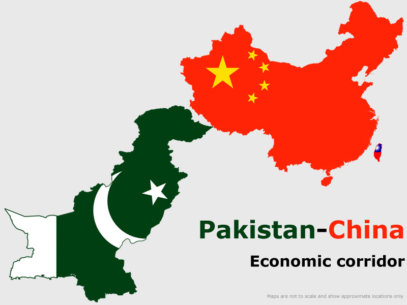 Agreement between China and Pakistan for local development