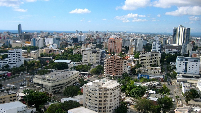 Santo Domingo, largest city in Dominican Republic