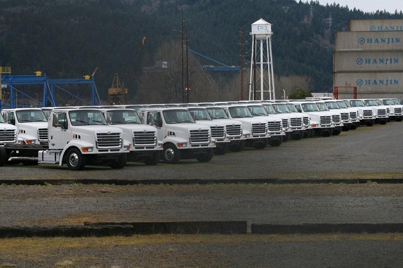 Sterling Trucks