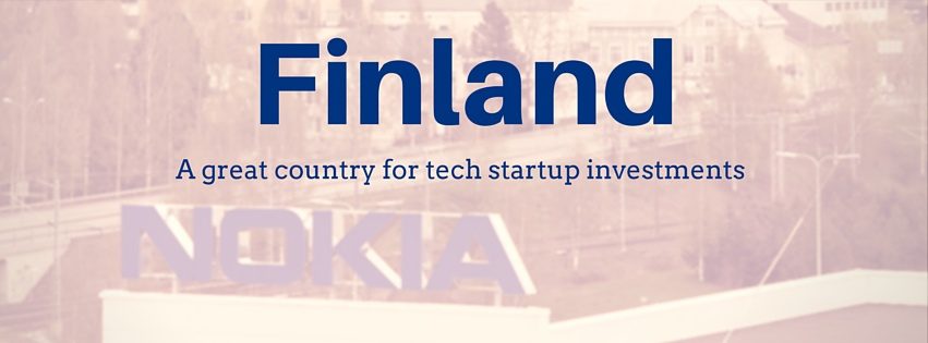Finland-tech-startup-investments
