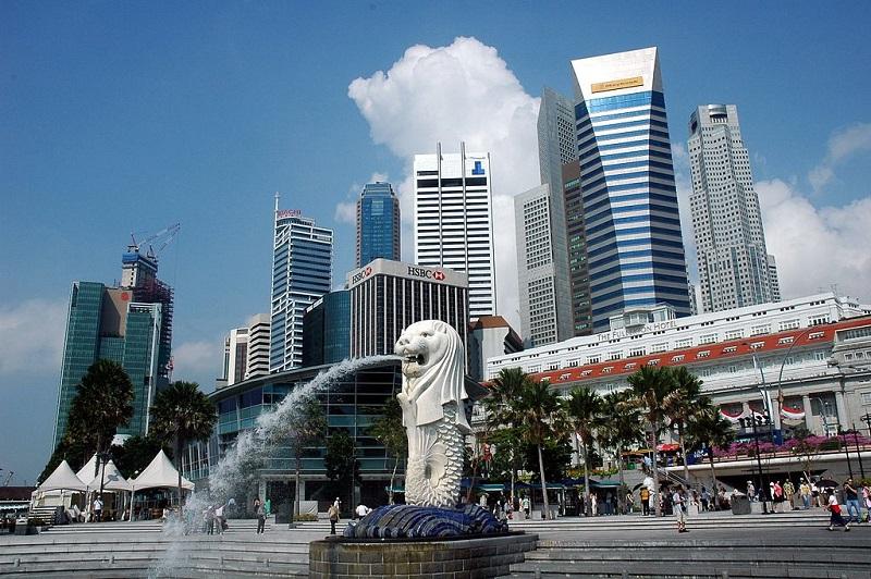 Singapore's Central Business District