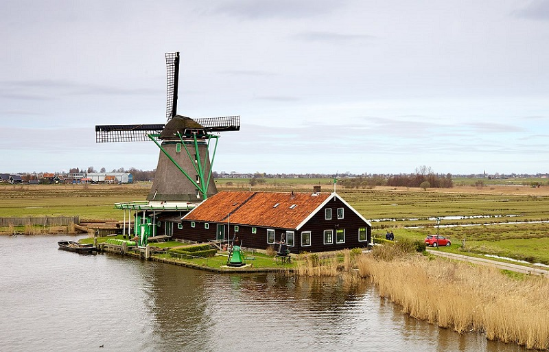 Shared Economy in Netherlands