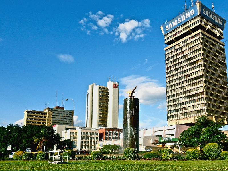 Capital of Zambia