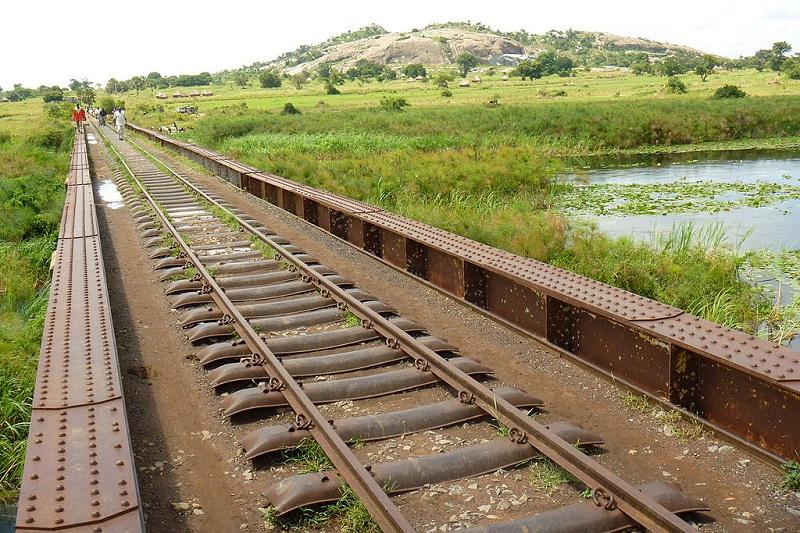 Lunatic Railway Line Uganda