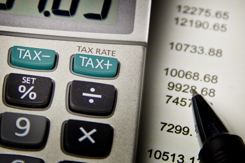 Corporate tax calculation in South Africa