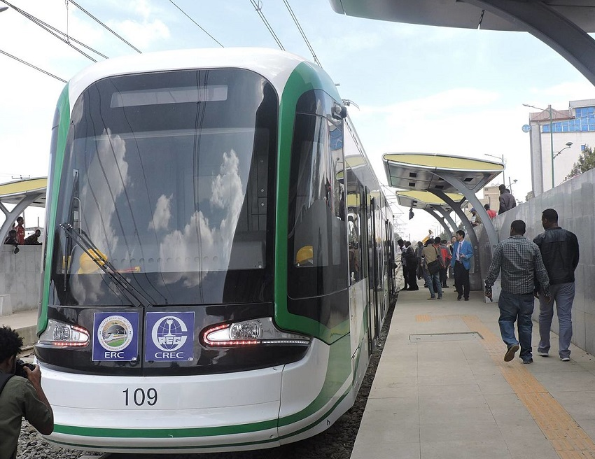 addis ababa light rail system