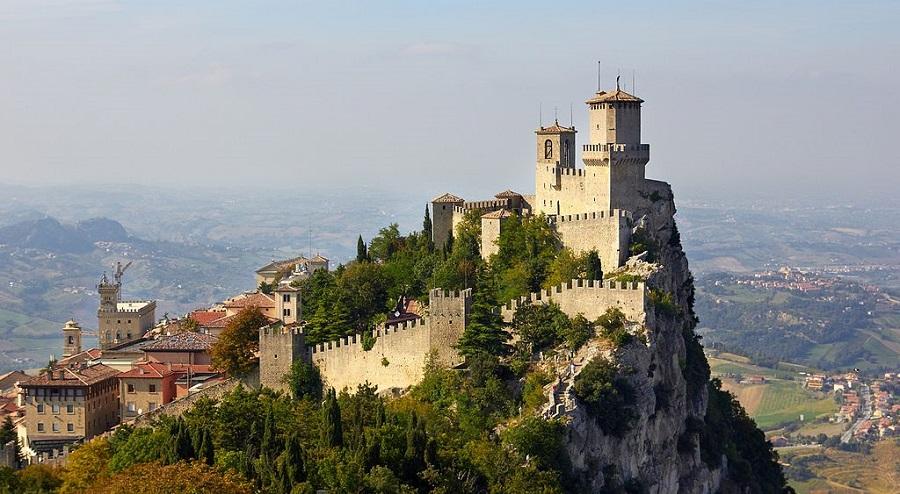 Fortress of Guaita, San Marino