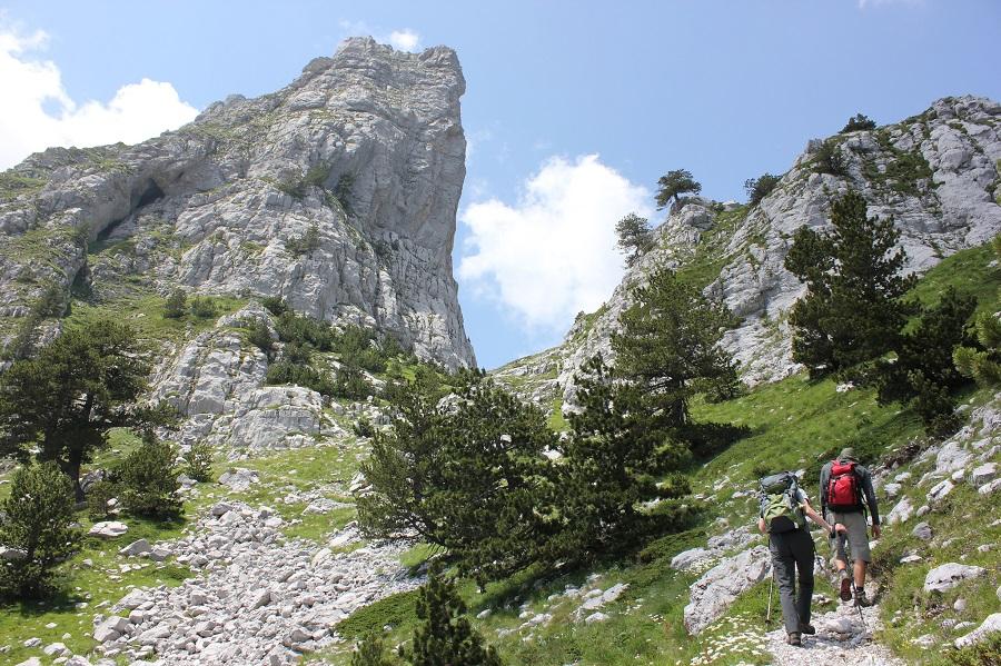 Valbona Valley National Park, Albania