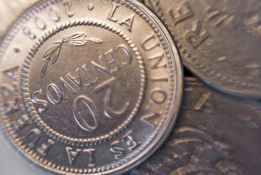 Bolivian coin