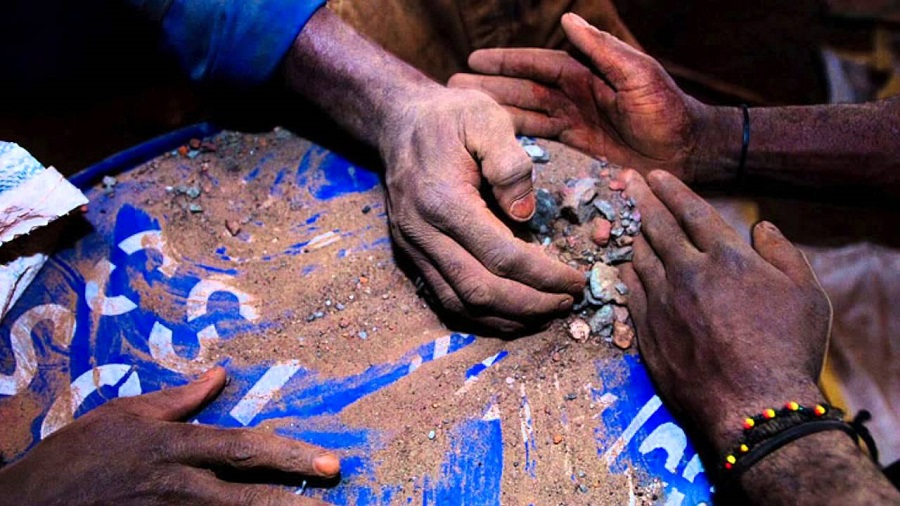 Mining in DR Congo