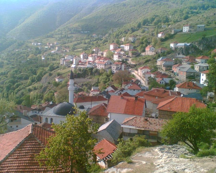 View of Sedlarevo