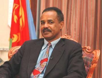 Eritrea President Isaias Aferweki