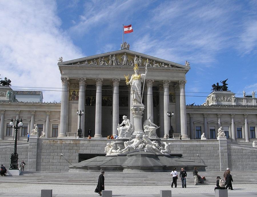 Austria Parliament