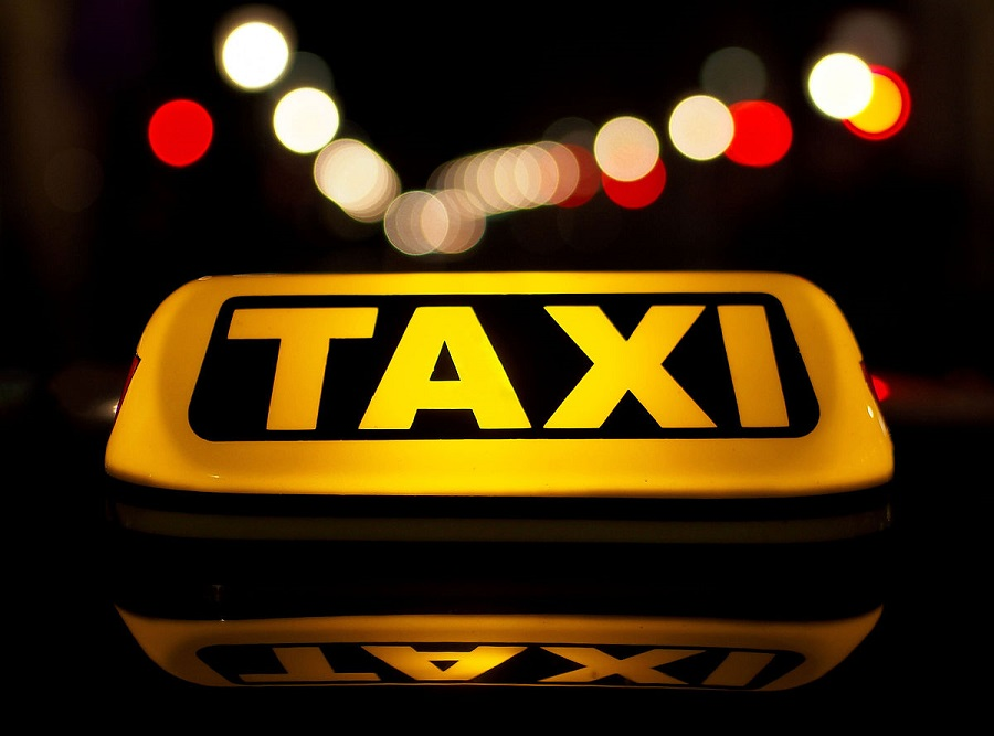 taxi hailing service in China