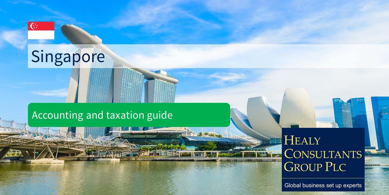 Taxation and accounting system in Singapore