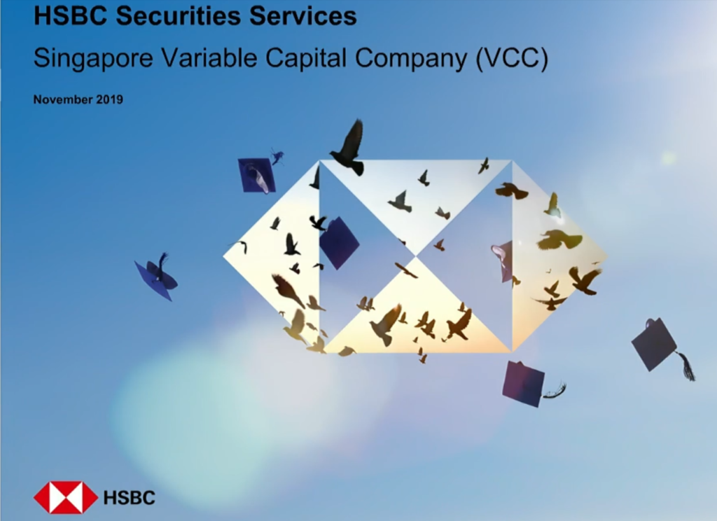 HSBC Securities webinar on VCC
